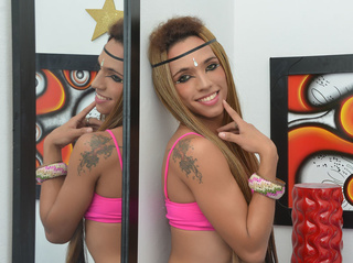 latin young transgender camilamaiden