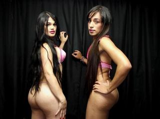 latin young transgender trannydollshot