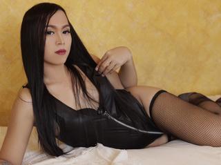 asian transgender seductiveempress fingering