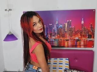 latin young transgender ashleysexynaked