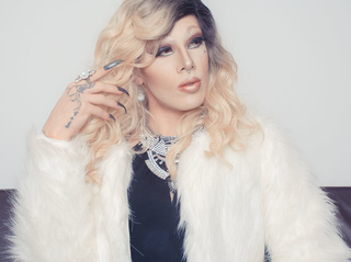 latin young transgender violetgagged