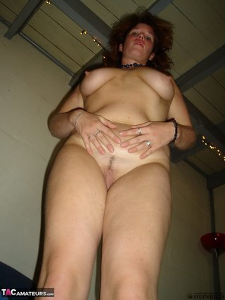 big boobed redhead black
