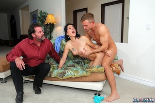 cock, milf, wife, young