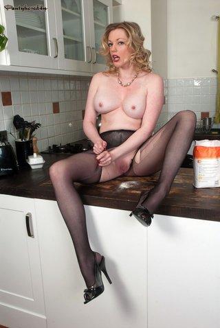 feet, pantyhose, stockings
