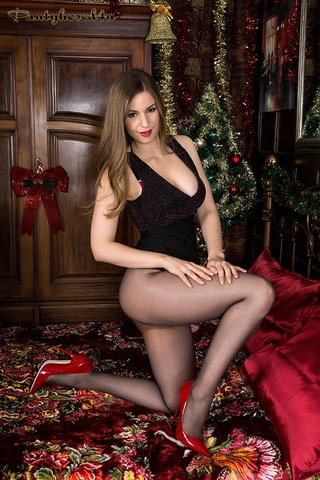 fingering, pantyhose, stockings