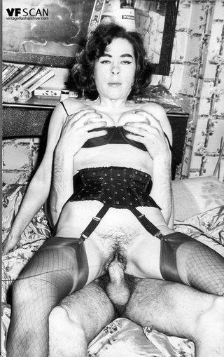 stocking vintage