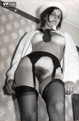 ebony, stockings, vintage