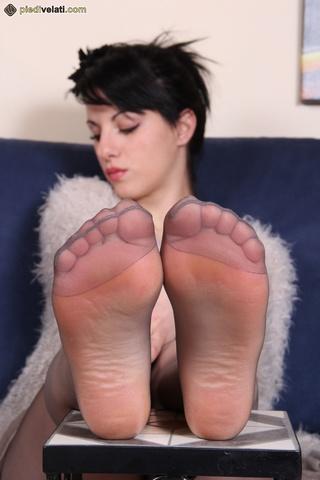 babe, foot, gorgeous feet, pantyhose