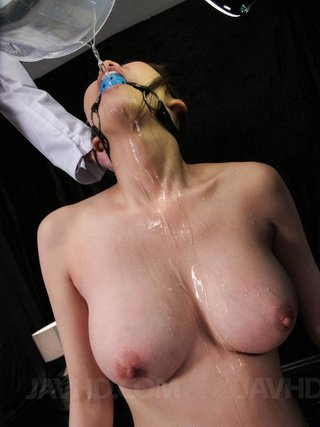 asian, big tits, pee, toys