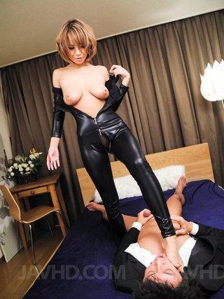 Japanse latex Sex