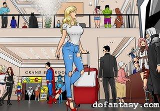 bdsm art, beauty, cosplay, jeans