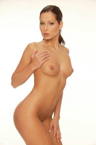 stunning brunette slut great