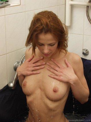 stunning slut red hair