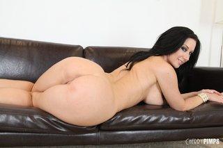 mature slut long black