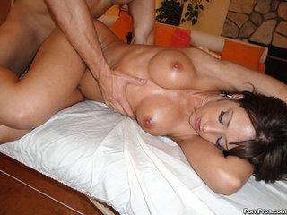 skinny big fake tits