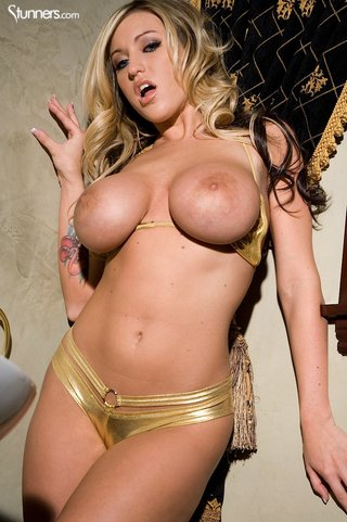 nice big titted chick
