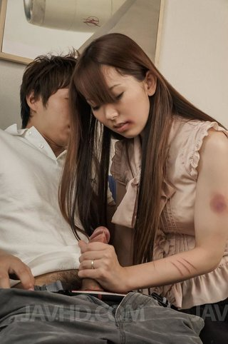 japanese pussy sucking