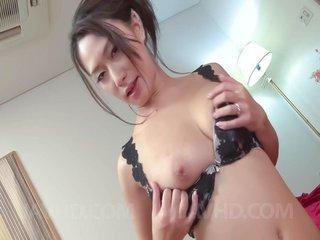 yayoi yanagida asian boobs