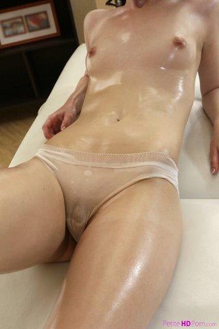 oil massage natural orgasm