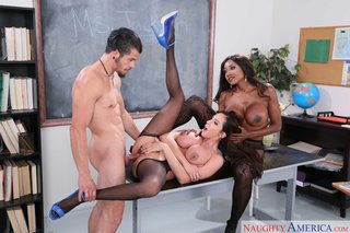 naughty teacher classroom