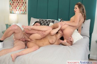 naughty threesome ffm