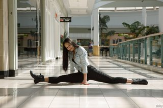 innocent pretty teen
