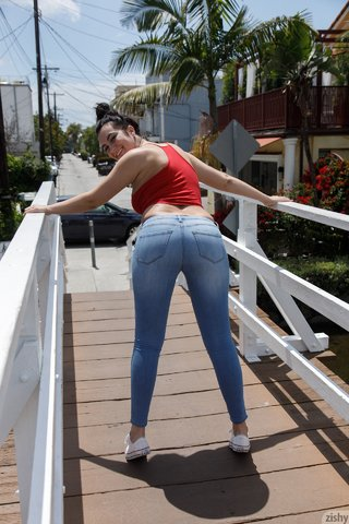 Perfect Ass Tight Jeans