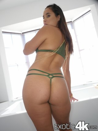 brazilian exotic latina