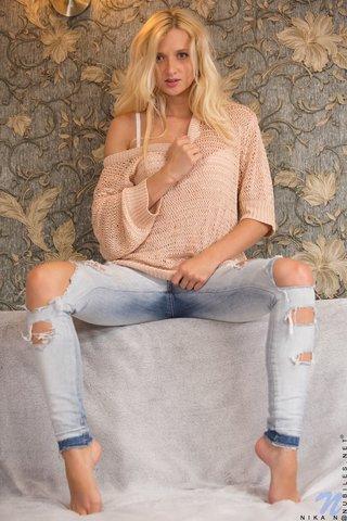 ukrainian tight jeans