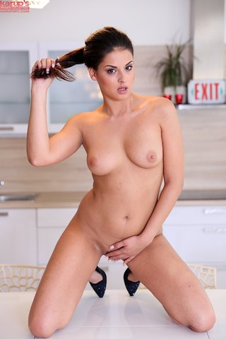 european serbian girl