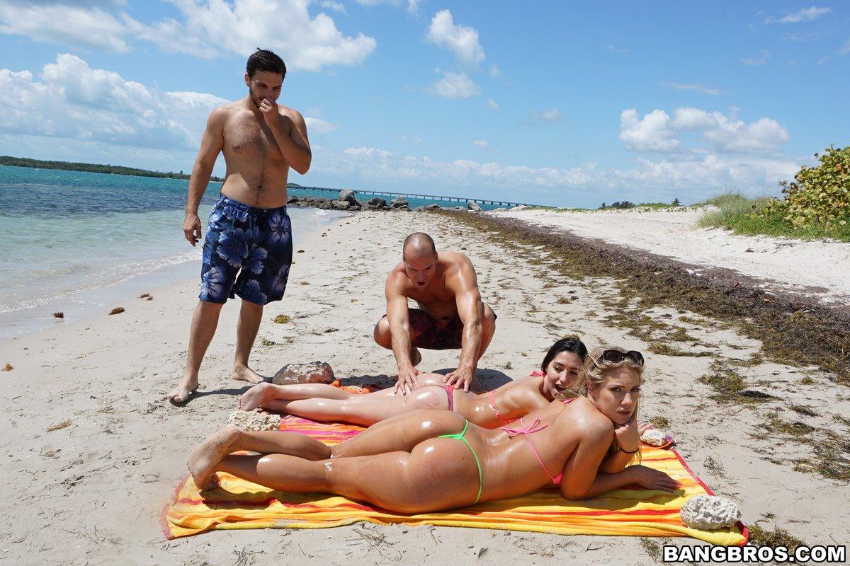Light skin black hot naked