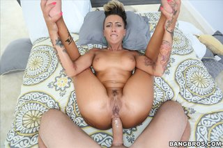 anal reverse cowgirl pov