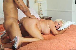 horny mature granny