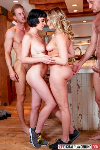 american couples foursome
