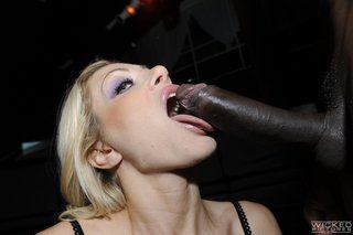 wicked blonde interracial anal