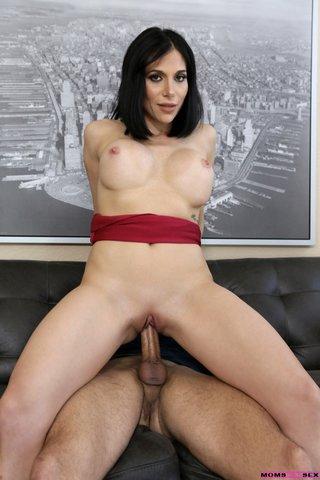 american milf mom