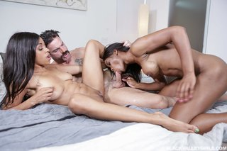 missionary ebony threesome