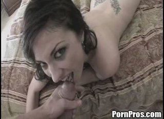 choking drives brunette doggystyle