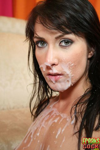 brunette, face, hardcore, surprise