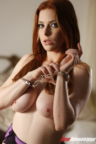 red haired vixen amazing