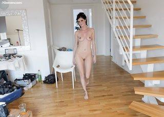 young skinny natural tits