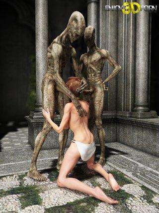 alien fuck