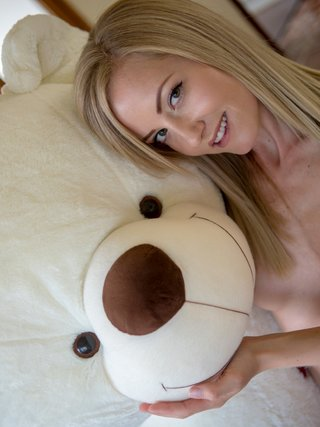 teddy bear fuck