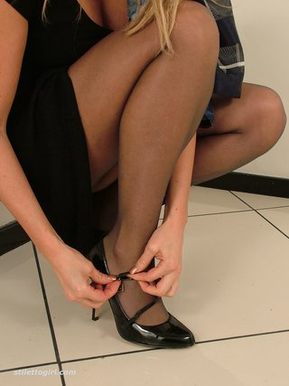 beautiful, foot, sexy, stockings