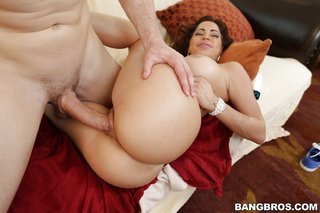 big tits latina mom