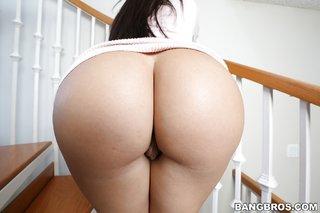 brunette big booty latina
