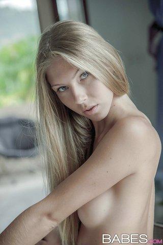 hot brunette russian