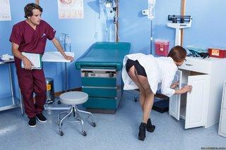 skinny nurse