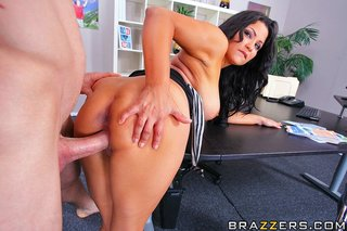 brazzers shaved ass