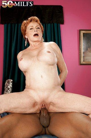 interracial sexy mom
